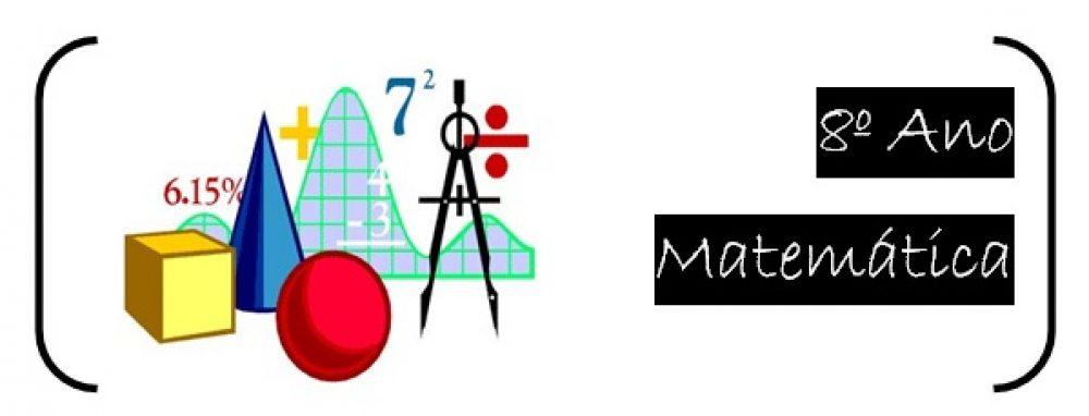 Matemática 8.º ANO - uevora.pt