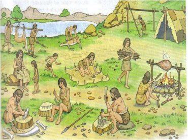 Ficha de Trabalho – As primeiras sociedades recolectoras (4) – Soluções