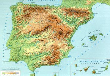 Ficha de Trabalho – Características naturais da  Península Ibérica (3) – Soluções