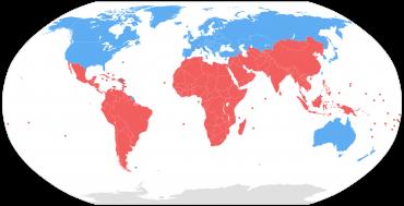 Ficha de Trabalho – Grau de desenvolvimento dos países (3)