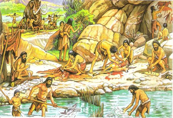 Os recursos naturais e a fixação humana