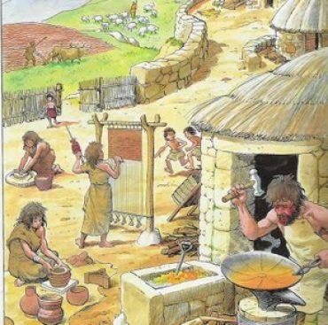Ficha de Trabalho – As primeiras sociedades produtoras (2) – Soluções