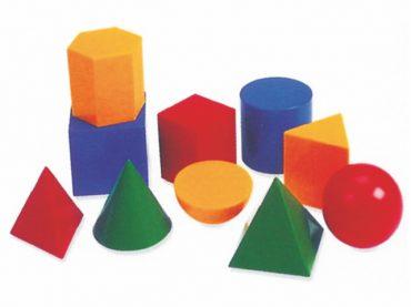 Ficha de Trabalho – Sólidos Geométricos (2)