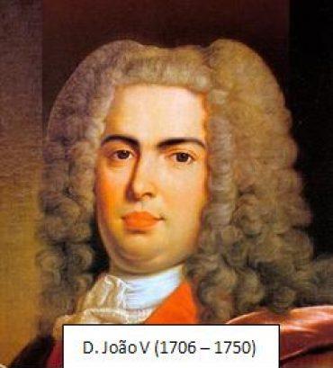 Ficha Informativa – A Monarquia absoluta no tempo de D. João V (1)