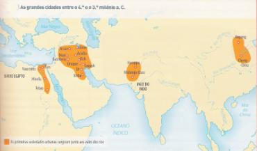 Teste Diagnóstico – Contributo das primeiras civilizações (1) – Soluções