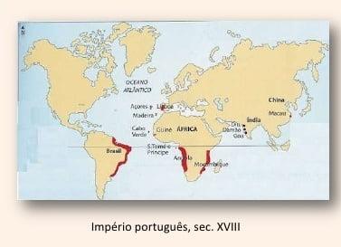 Império Português no século XVIII