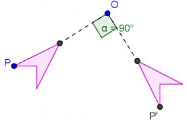 Ficha de Trabalho – Isometrias no plano (3)