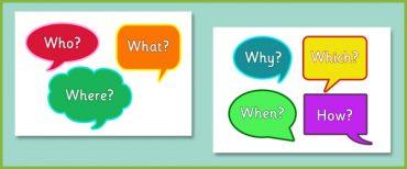Ficha de Trabalho – Question Words (2) – Soluções