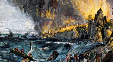 Ficha de Trabalho – Terramoto de 1755 e reconstrução da cidade (1)