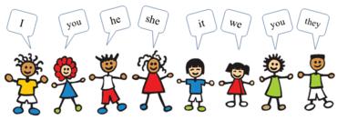 Ficha de Trabalho – Subject personal pronouns (5) – Soluções
