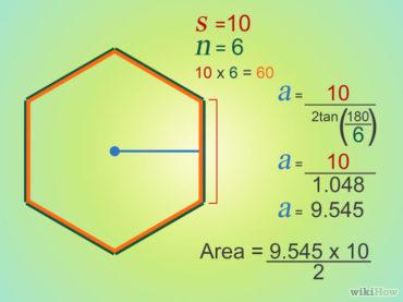 Ficha de Trabalho – Áreas de polígonos regulares (1)