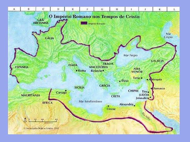 O Mediterrâneo Romano nos Séculos I e II