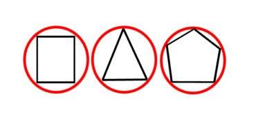 Ficha de Trabalho – Polígonos inscritos numa circunferência (1)