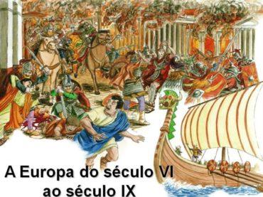 Teste Diagnóstico –  A Europa Do Séc. VI ao Séc. IX (1) – Soluções