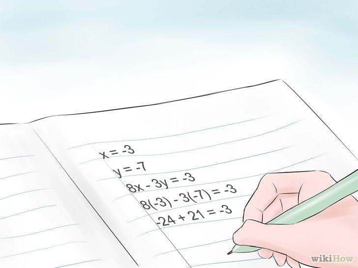Equações lineares