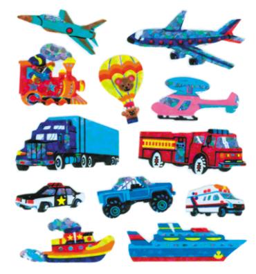 Ficha de Trabalho – Les moyens de transport (1)