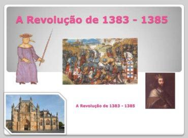 Ficha de Trabalho – A revolução de 1383 – 1385 (3) – Soluções