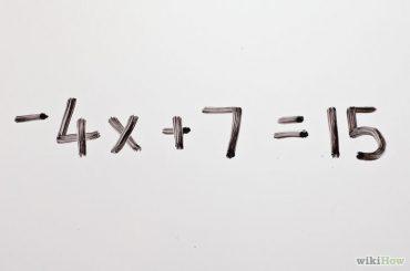 Teste Diagnóstico – Equações Algébricas (2) – Soluções