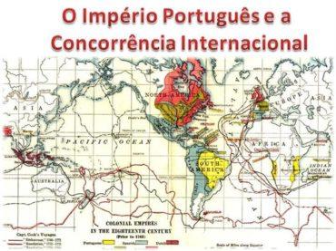 Teste Diagnóstico – O império Português e a concorrencia internacional (4)