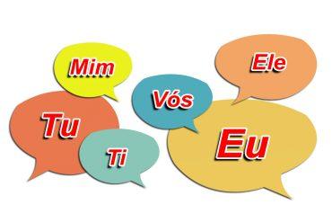 Ficha de Trabalho – Conjugação do verbo com o pronome pessoal (1)
