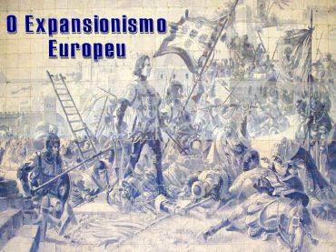Teste Diagnóstico – O expansionismo europeu (1) – Soluções