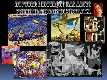 Ficha Informativa – Rutura e inovação nas artes e na literatura