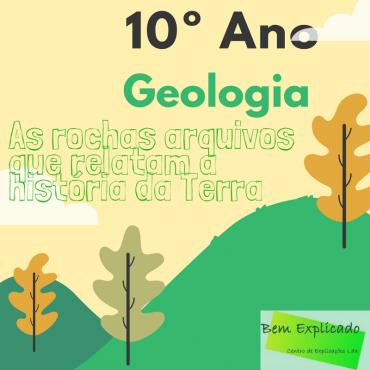1.2 – As rochas, arquivos que relatam a História da Terra – Ficha Trabalho (1)
