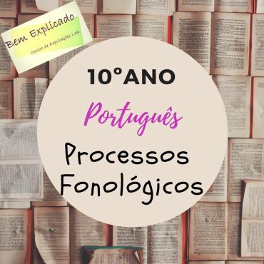 2.7 Ficha de Trabalho – Processos fonológicos (1)