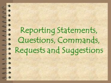 Ficha de Trabalho –  Questions, commands, requests and suggestions (1)